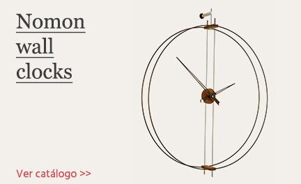 Reloj de Nomon Clocks