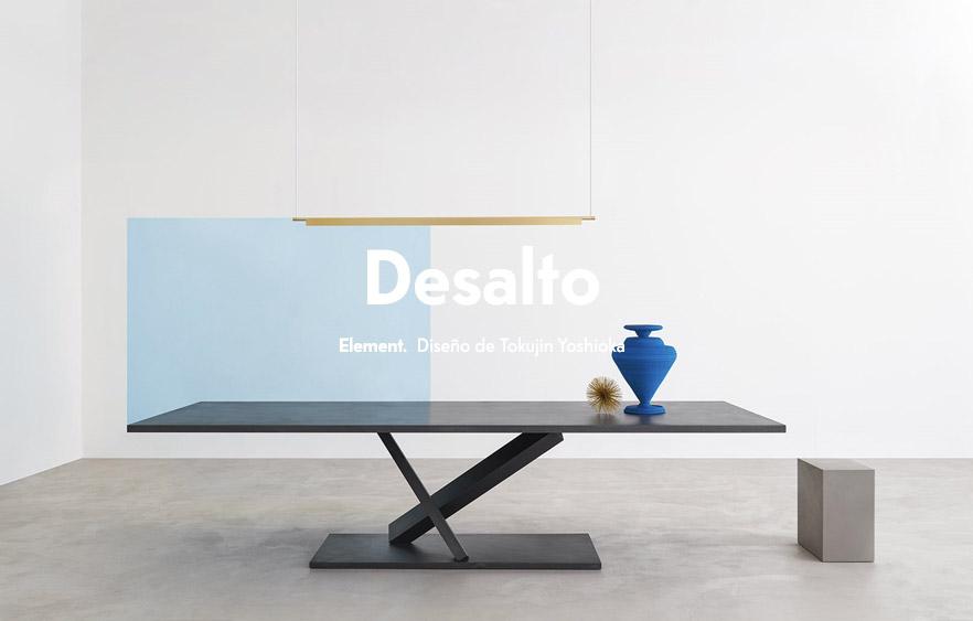 Muebles de diseño Desalto