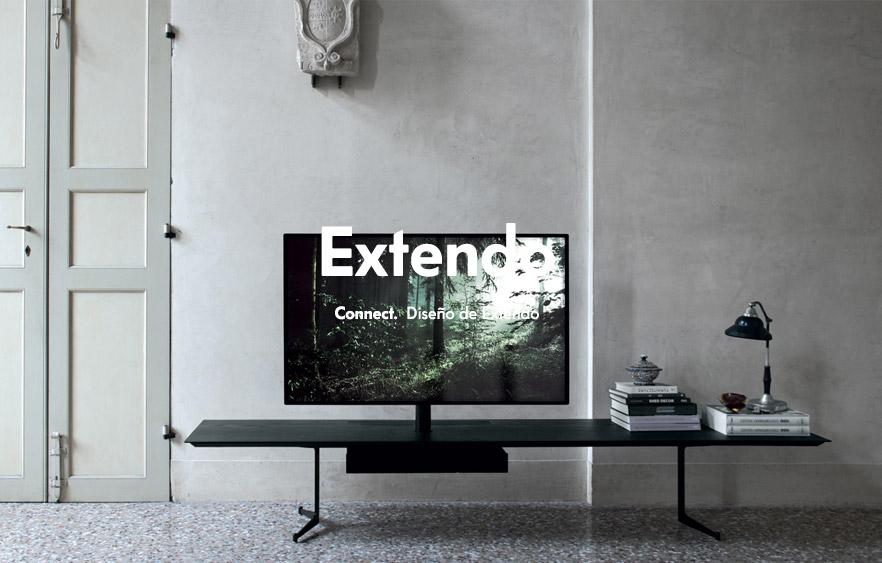 Muebles modernos Extendo