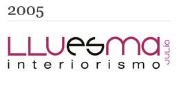Logotipo Muebles Lluesma 2005