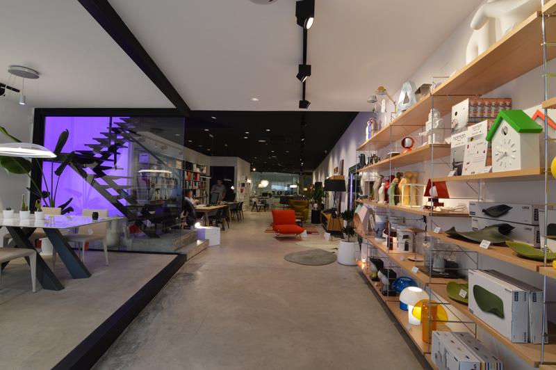 Tienda de muebles de diseño en Valencia