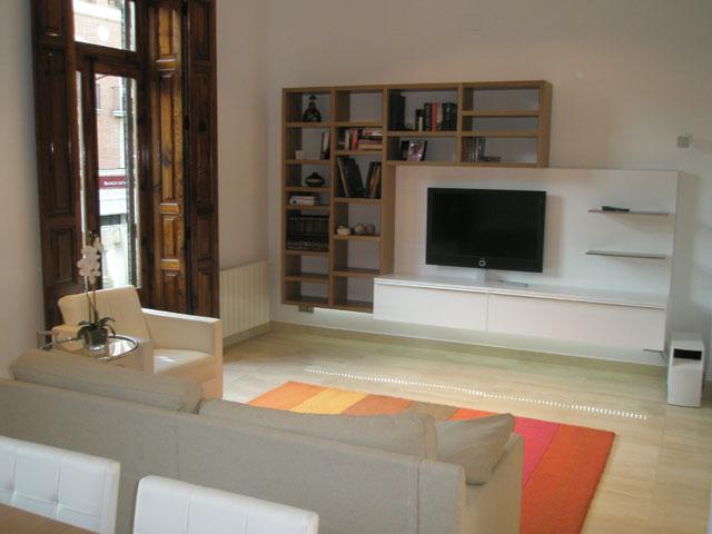 Proyecto Salón comedor Moncada. Tienda de muebles modernos.