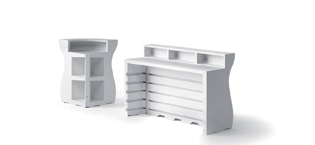 Novedades muebles exterior plust for Mueble bar exterior