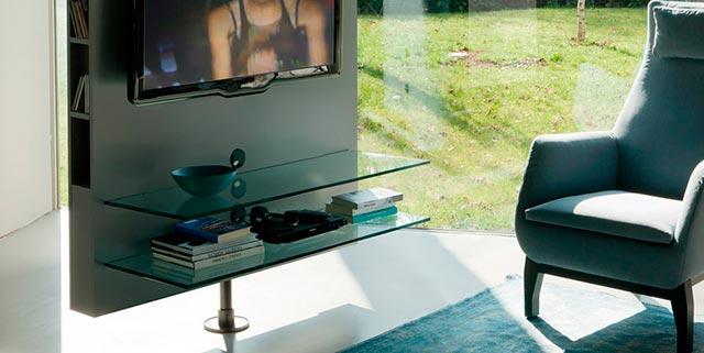Mesas televisi n pantalla plana - Muebles para televisores pantalla plana ...