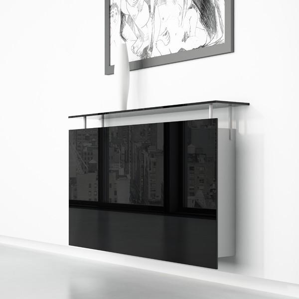 El mueble cubreradiador que decora la casa for Mueble cubreradiador