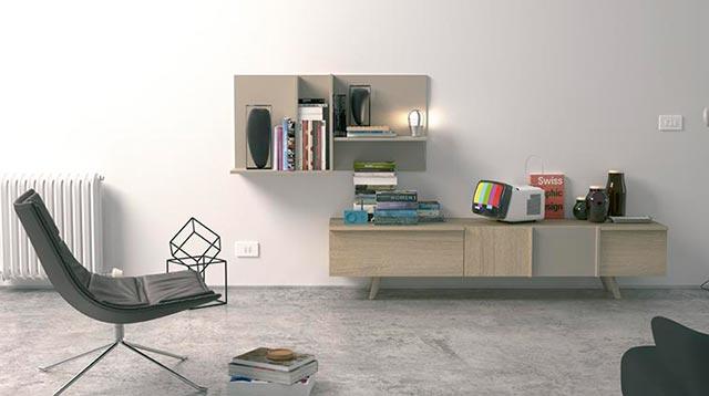 Muebles modernos megamobiliario colecci n mya for Basicos muebles contemporaneos