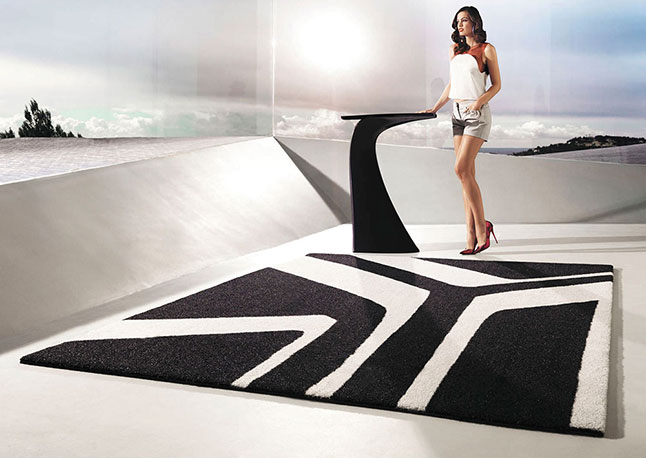 Alfombra Moonbeam de Vondom