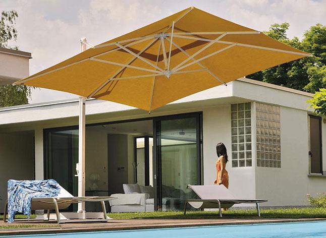 Parasol de jard n y terraza fim parasoles y gandia blasco - Parasoles para jardin ...