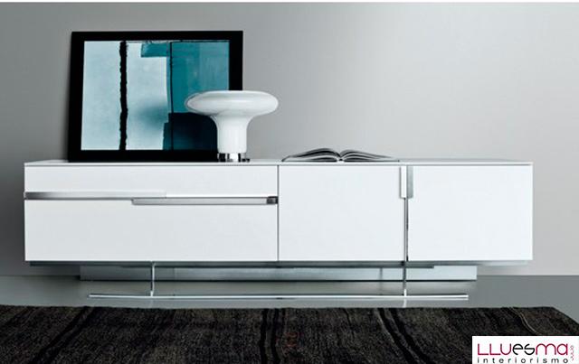 Aparadores modernos muebles de elementos y estantes for Muebles espanoles modernos