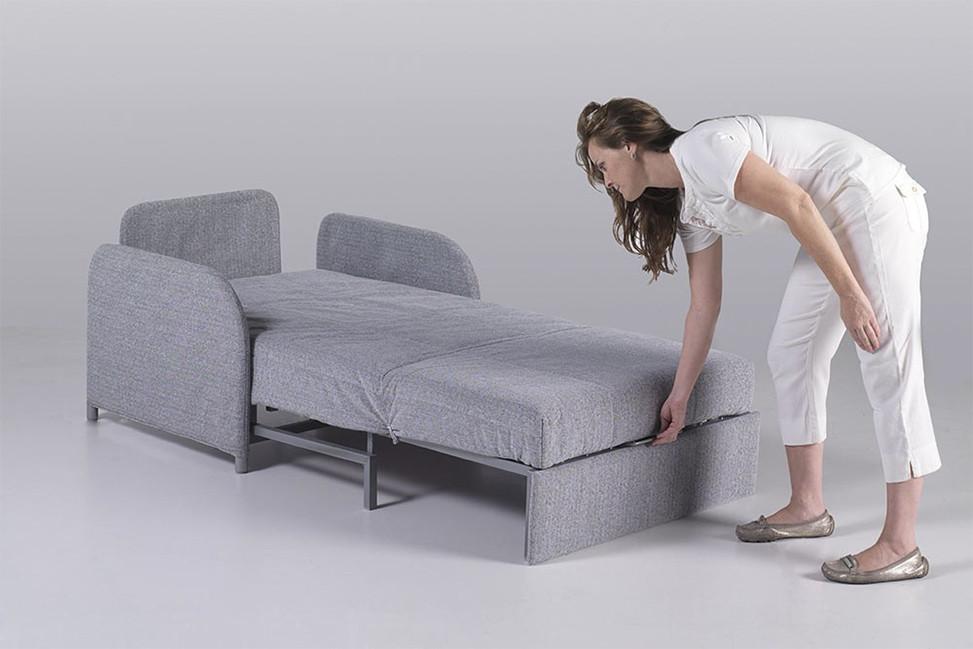 Sof s cama para espacio reducidos lluesma interiorismo for Sofa cama moderno y pequeno