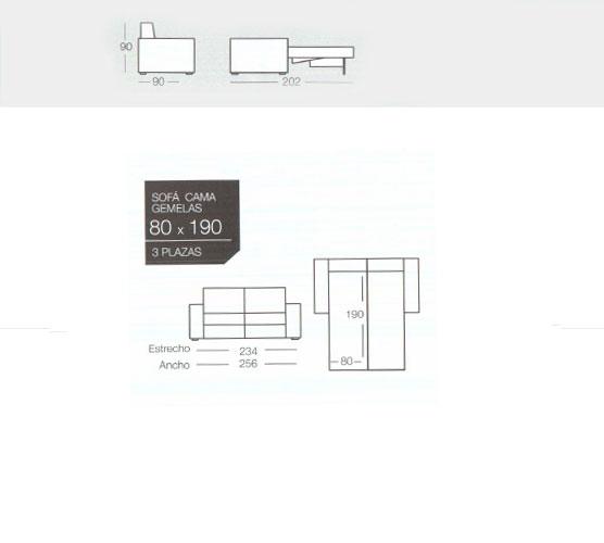 Sofas cama y poufs cama de tienda online sofas cama modernos