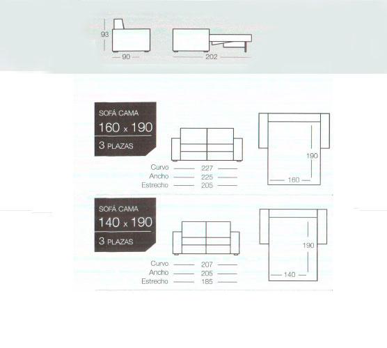 sofa cama online de nuestra tienda sofas cama oferta de goher. comprar sofa cama
