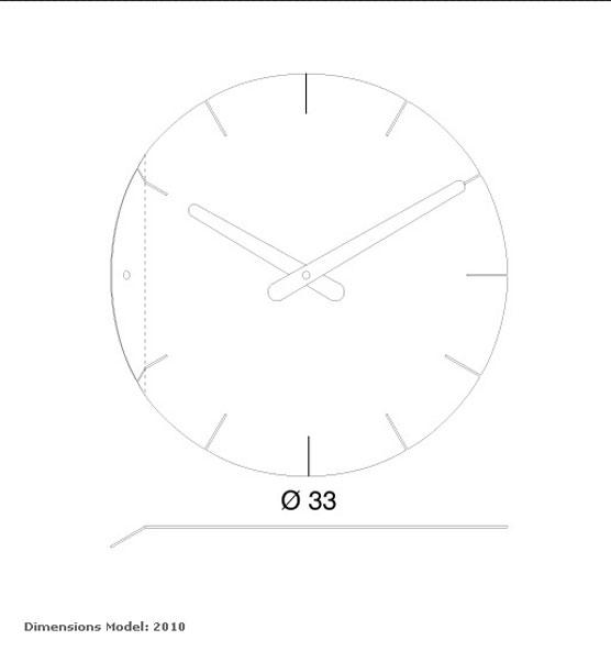 Reloj pared sheet de progetti para comprar online.