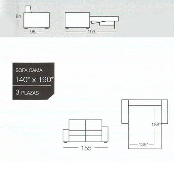 oferta sofas cama en oferta de sofas cama